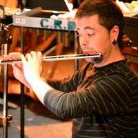 Flauta travesera -Xabier Calzada