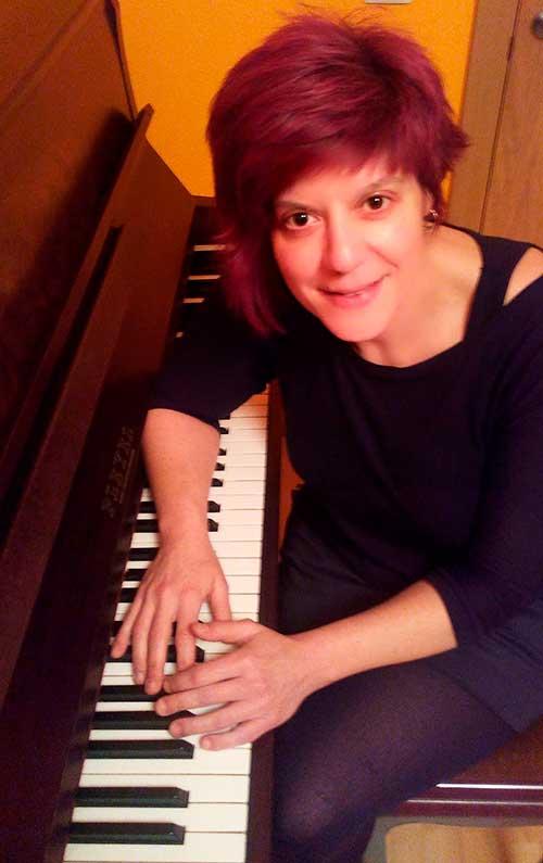 Piano- Virginia Mauleón